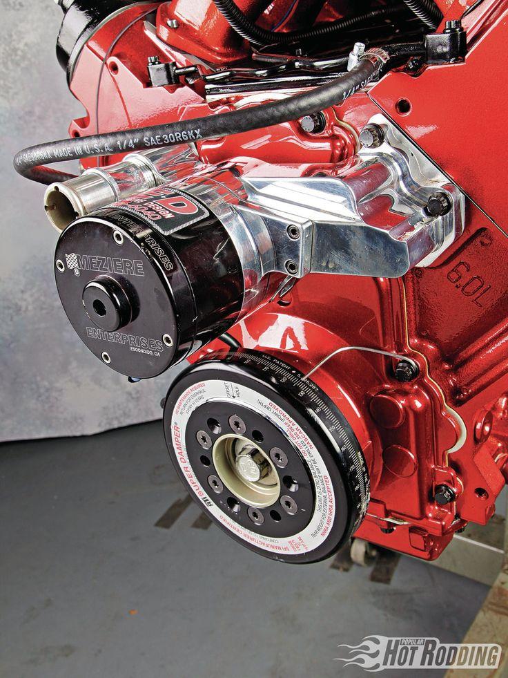 Racing Engine Design 6.0L LS Chevy Motor - Hot Rod Network