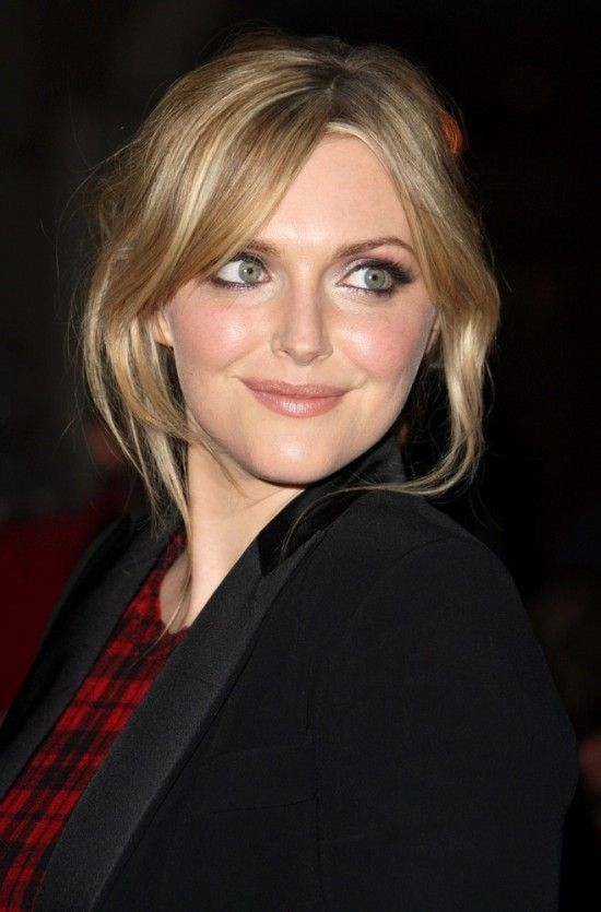 Sophie Dahl - lovely, sleek, glowy make up
