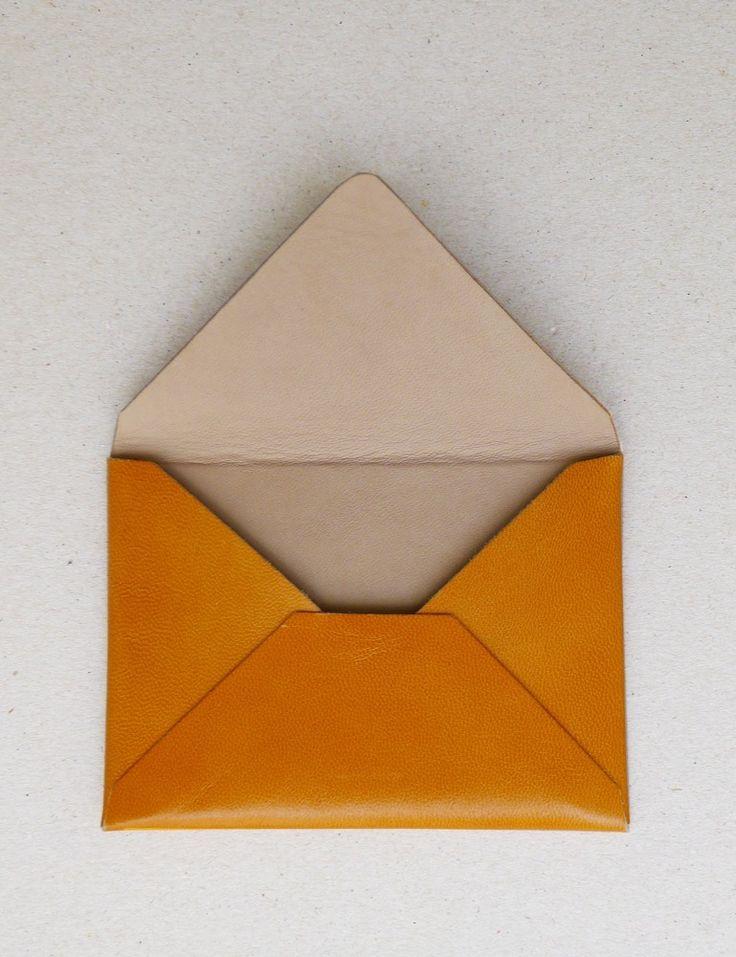 Image of ENEVELOPE morrocan orange