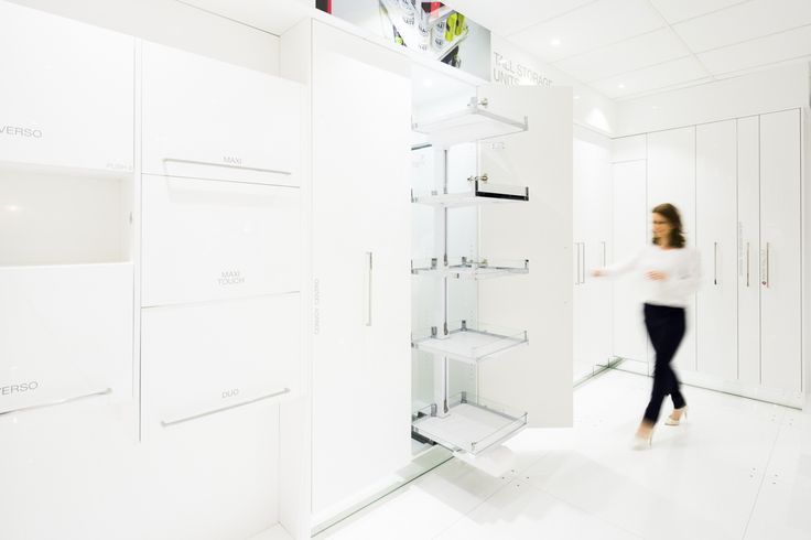 Kitchen Fittings. Pull Out Pantry. Kitchen Design