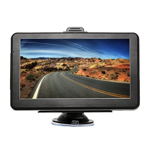7 Inch Car GPS Navigation TFT LCD Touch Screen Windows CE6.0 System Sale - Banggood.com  #auto #moto #car #accessories
