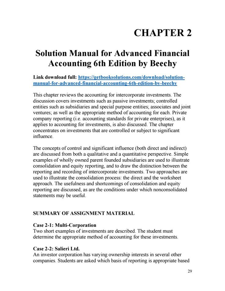 fundamentals of cost accounting 5th edition solutions manual pdf