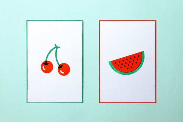 This or That? by Ivy Zheyu Chen, via Behance