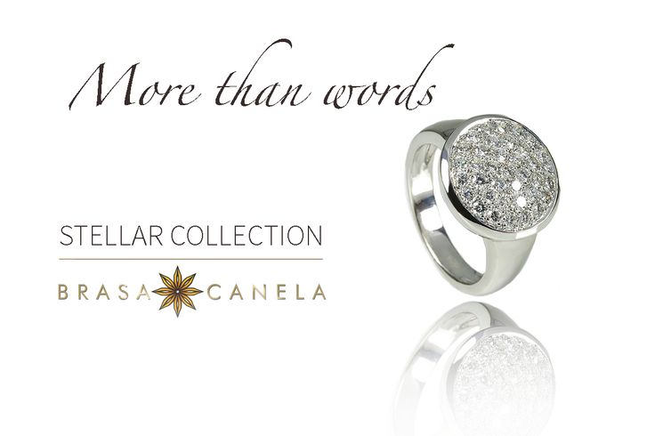 When words cannot say enough… #BCSanValentino #BRASACANELA #SuelleHarts