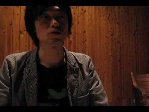 山下 残 インタビュー PPAF2010『せきをしてもひとり』について - YouTube