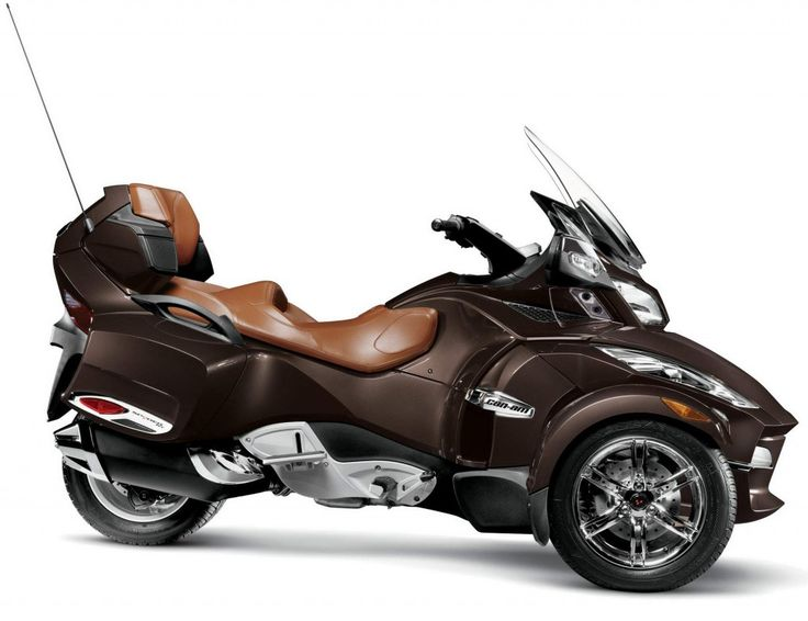 Nice Modle of 2012 Can-Am Spyder RT