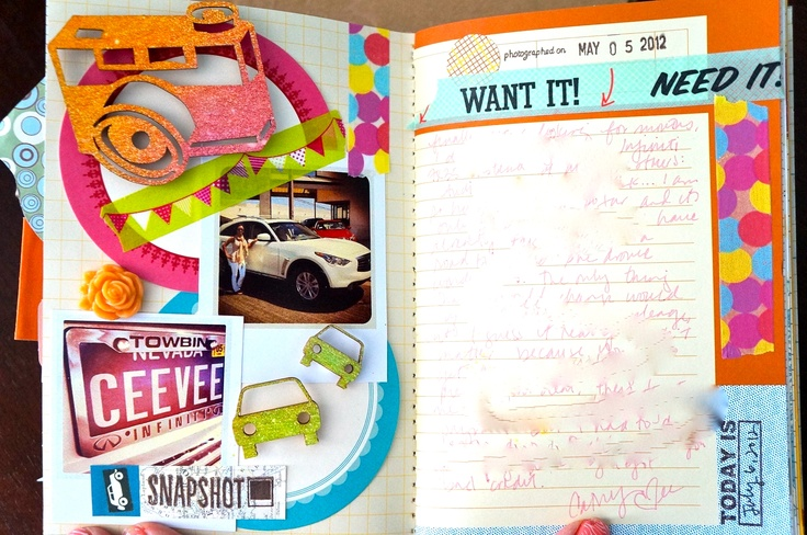 Amy Tangerine daybook