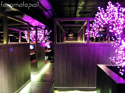 my husband and i love Mizuya! Authentic japanese cuisine and scenery in the heart of sydney!