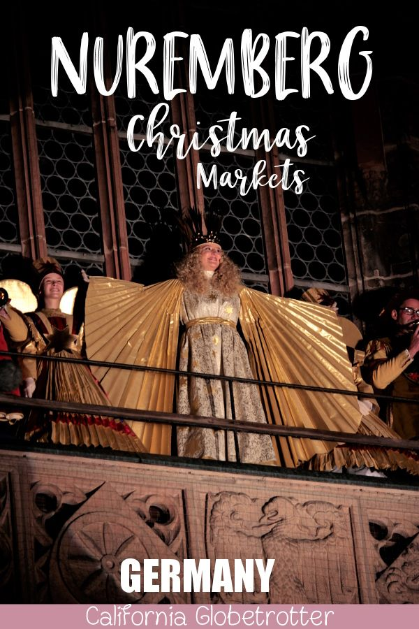 Weihnachtsmarkt I.Exploring Nuremberg S Christmas Market Germany Winter Travel