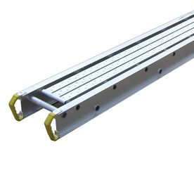 Werner 24-Ft X 6-In X 14-In Aluminum Scaffold Plank 2424