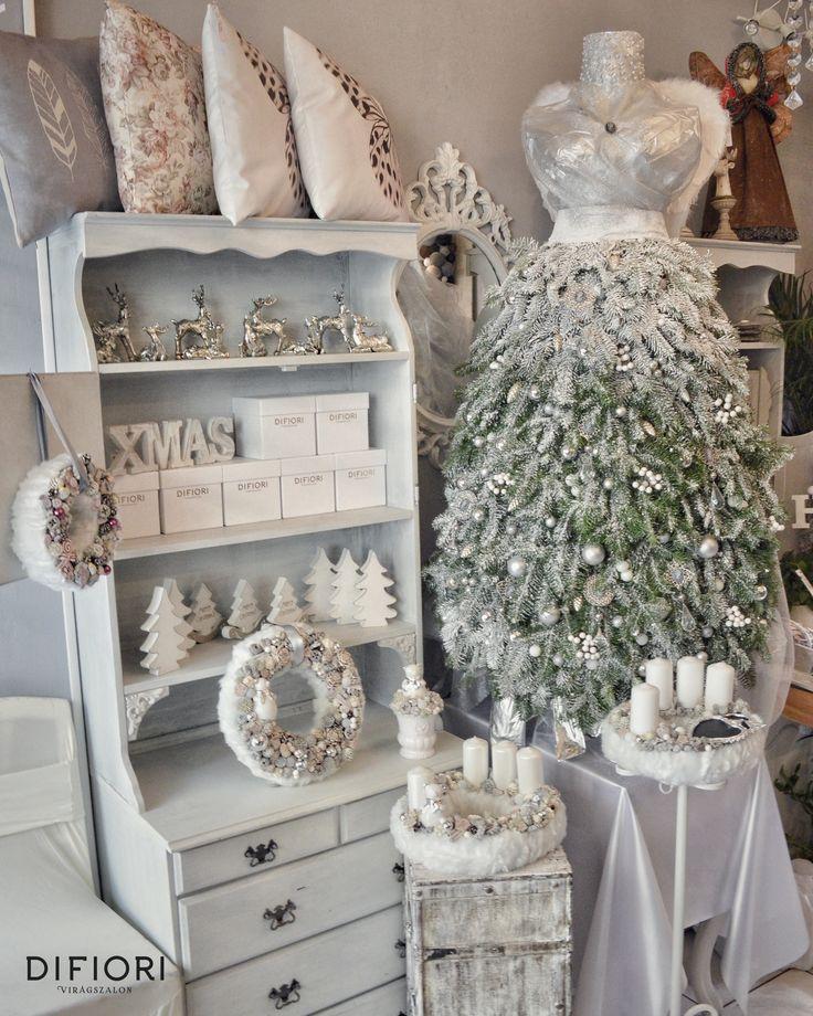 Karácsony a DIFIORI Virágszalonban