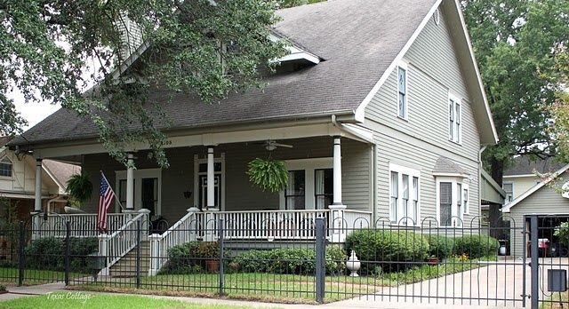 17 best images about houston heights real estate on pinterest for Texas cottage