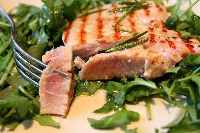Kuchnia w wersji light: Stek z tuńczyka