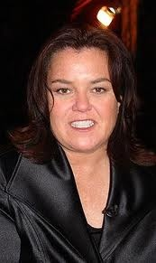 Rosie Odonnell in Vail during a meeting/interview with my daughter.