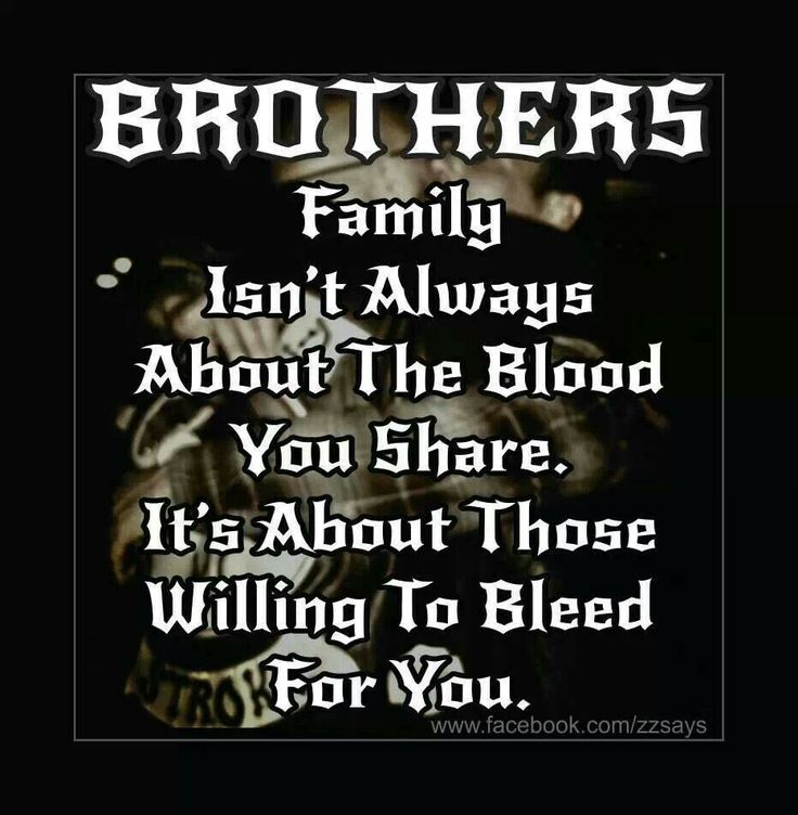 Brotherhood Quotes: Happy Trails-Everything Motorcycle
