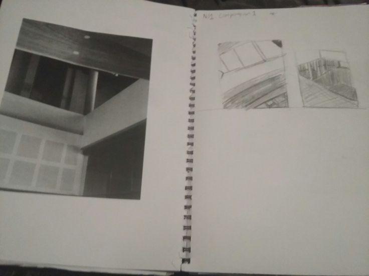 Sketchbook pages 10-11