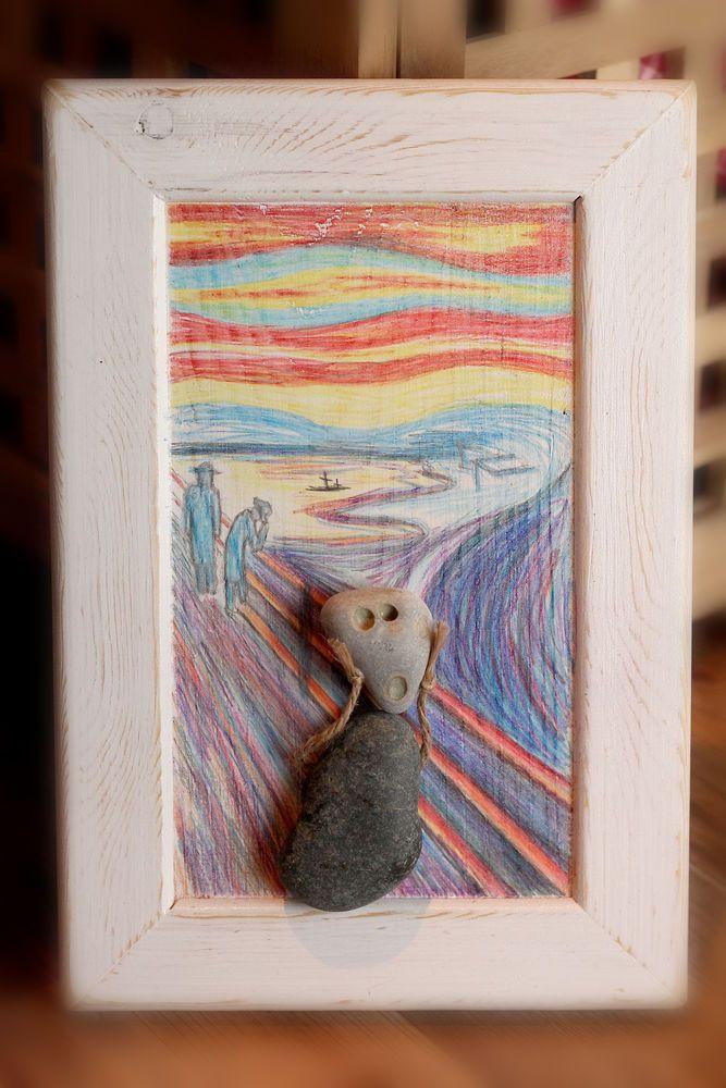 "Аукцион на ""Крик"" - Ярмарка Мастеров - ручная работа, handmade"