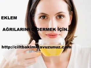 Eklem ağrıları için çay tarifi