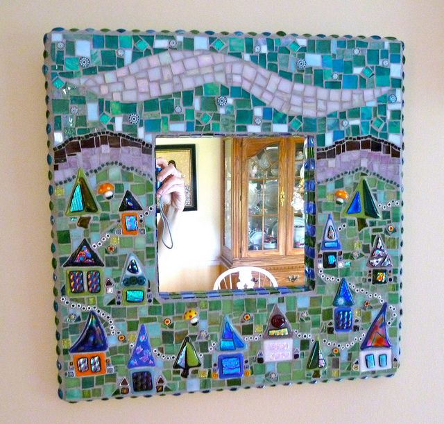 Fusion Mirror by GroutElf (Stephanie), via Flickr