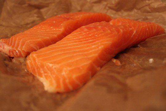 recipe quick salmon amp couscous with cilantro vinaigrette six ...