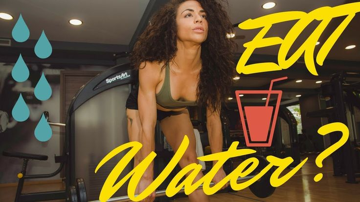 WHY EAT WATER AND NOT DRINK IT    | 2ACTIVELAB