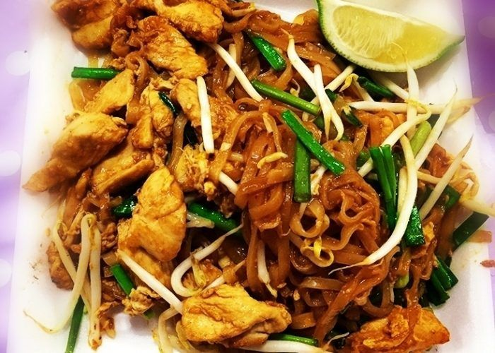 Taste Thai Halal Food In Patong And Phuket Island Halal Recipes Food Halal
