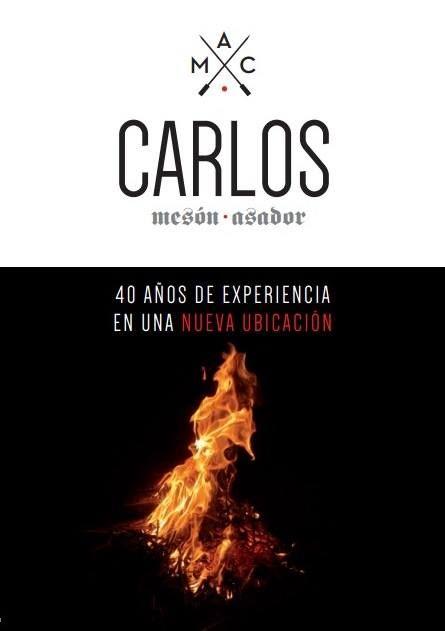 MESON ASADOR CARLOS (TRANSPINEDO) ANTES MESON MOLINERO