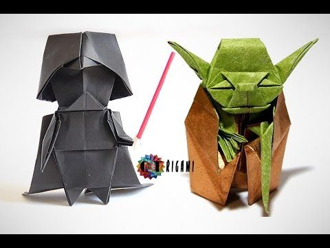 1000 ideas about star wars origami on pinterest origami