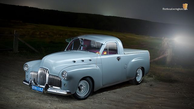 Holden FX 48-215 ute