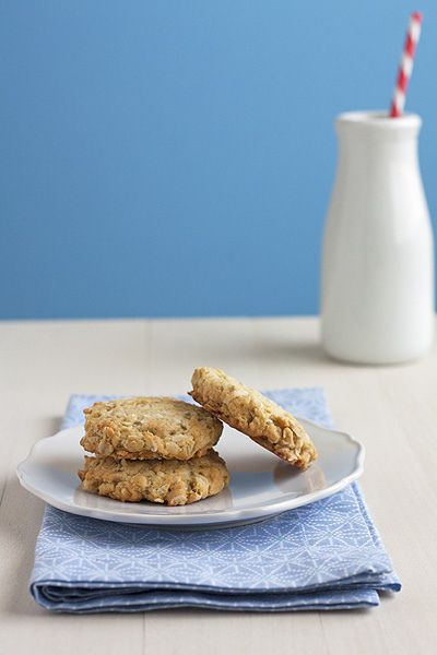 Happy Australia day 26/1- anzac biscuits- i've made various recipes for these and the classic one always goes down a storm and they keep for ages- if you need them to that is!