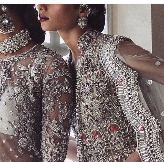 Details of an #Elan Bridal