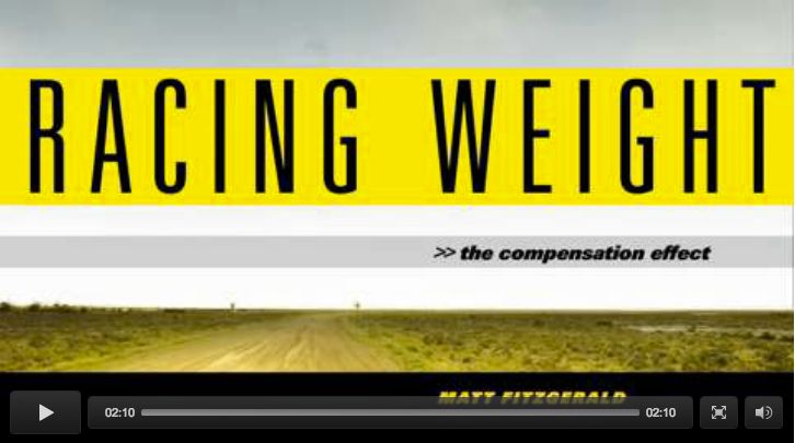 Racing Weight Tips: The Compensation Effect via Triathlete.com