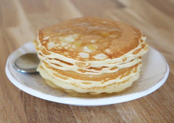 The best Pancakes écossais
