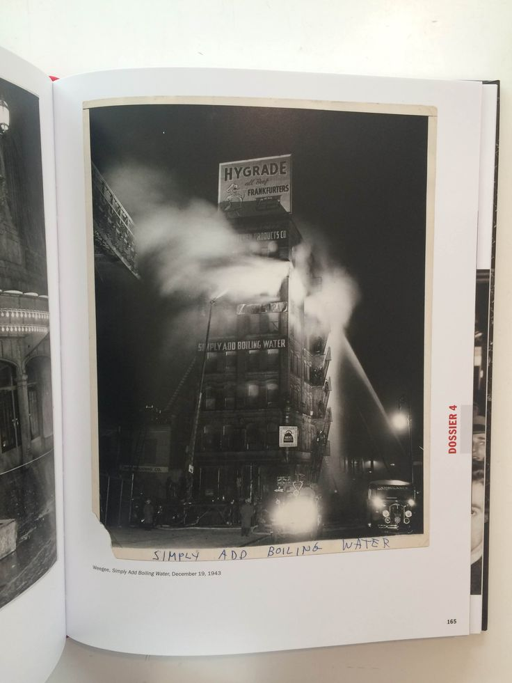 Inside // Weegee // Murder is my business // Brian Wallis // Available in store