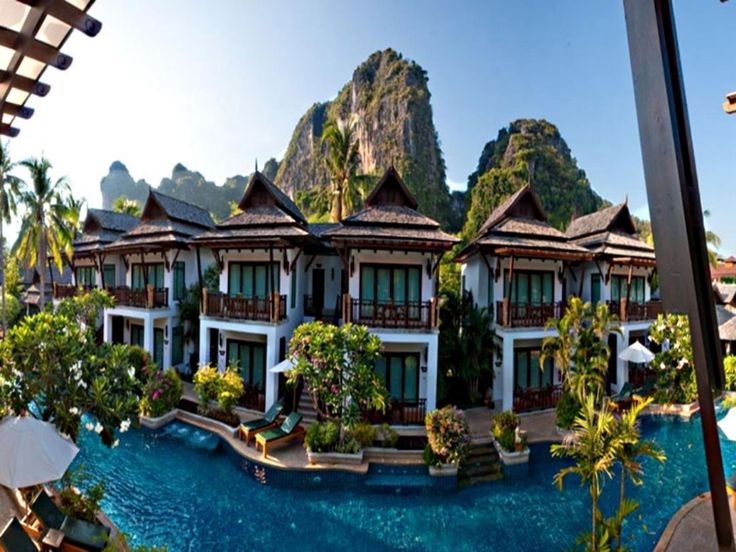 Book Railay Village Resort Krabi Thailand Aa