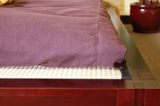 Shiki mat - tatami mat bed