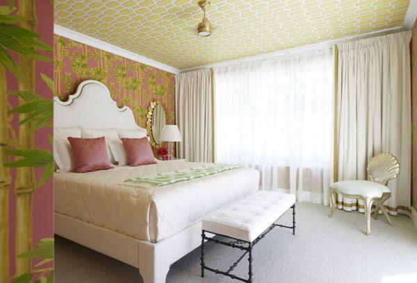 Интерьер спальни от Greg Natale