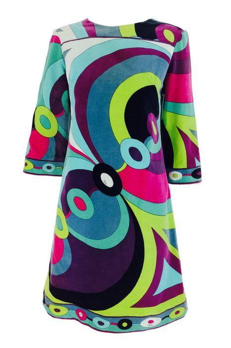 OMG that dress!  Dress  Emilio Pucci, 1960s  1stdibs.com