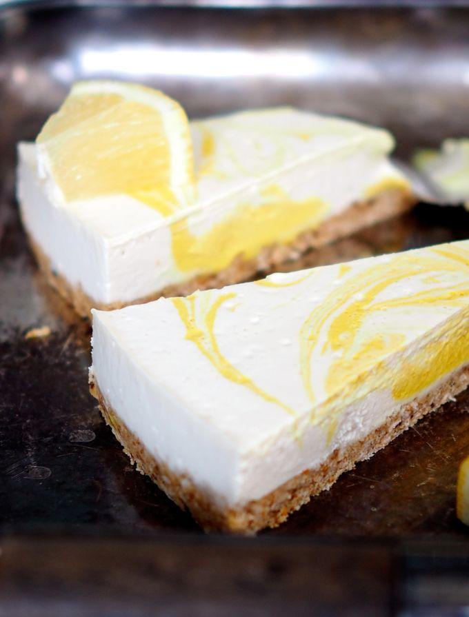Hunajaiset sitruunaleivokset raakaruoka (pähkinätön)