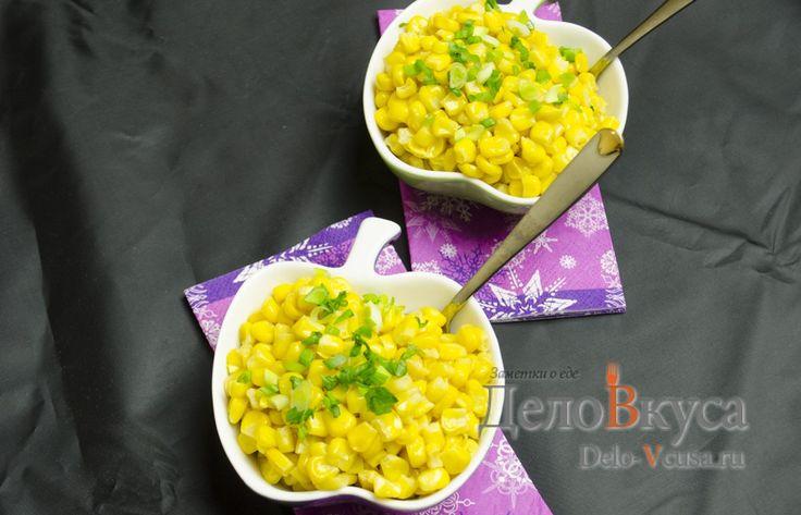 Вареная кукуруза в мультиварке в зернах #кукуруза #гарнир  #рецепты #деловкуса #готовимсделовкуса