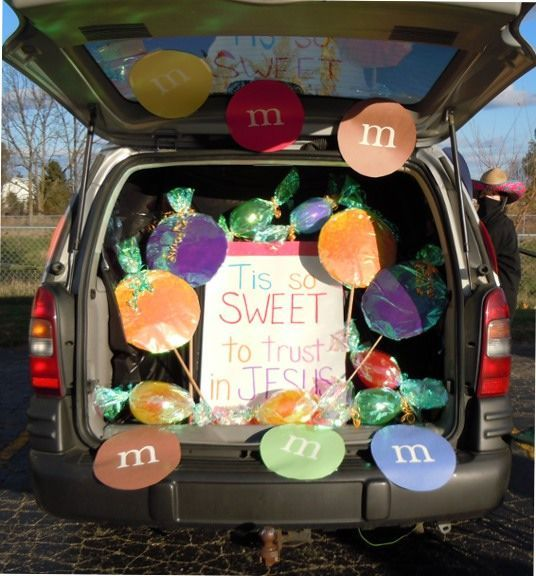trunk or treat ideas church | trunk or treat - Bing Images