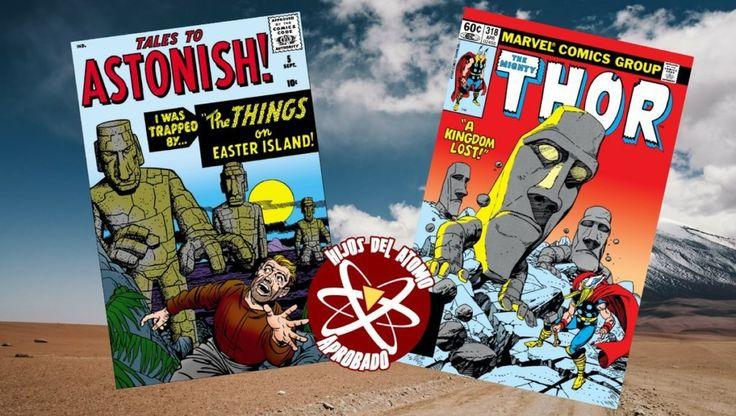5 veces que Chile ha aparecido en cómics de Marvel - En este artículo repasamos una breve lista de algunas apariciones de Chile en cómics de Marvel.