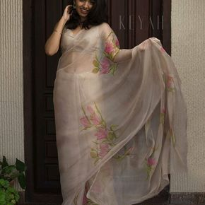 3 Saree Brands You Need To Know If You Love Handloom Sarees • Keep Me Stylish 12