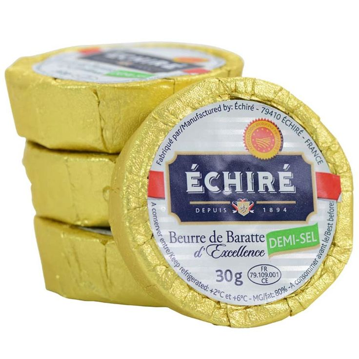 Salted Echire Butter - Minis