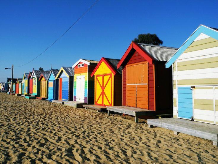 St Kilda, Melbourne #ridecolorfully