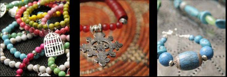 Jewellery that I make...