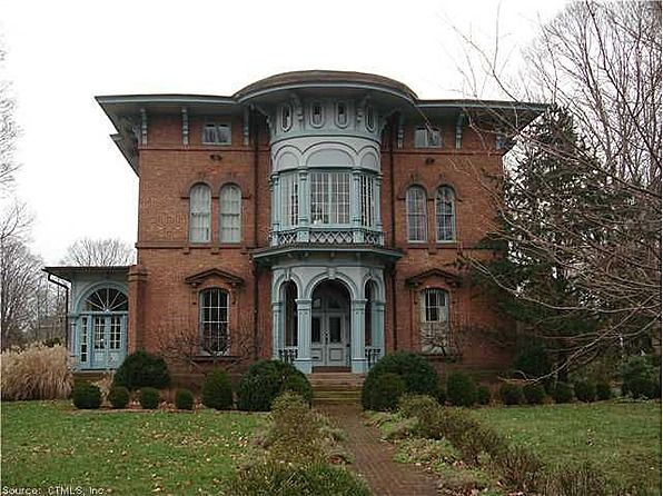 595 best images about my dream home on pinterest queen for Italianate homes for sale
