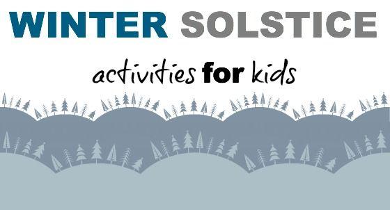 Easy Winter Solstice Activities for Kids