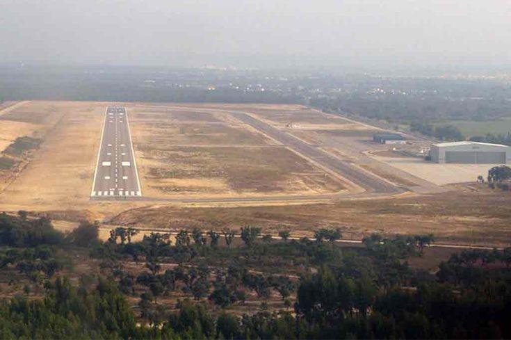 Ponte de Sor: Jovem ferido em despiste na aterragem de aeronave | Portal Elvasnews