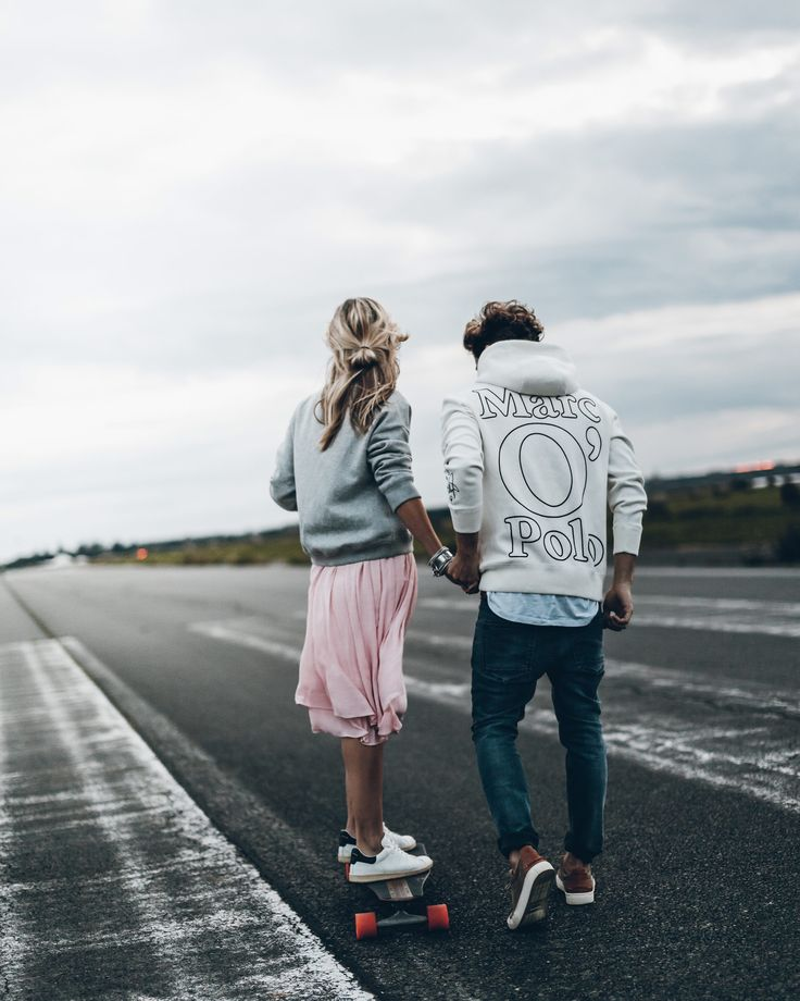COZY IN MOPxROBBIE » mikuta.nu - Longboard, couple, love - Marc O'Polo
